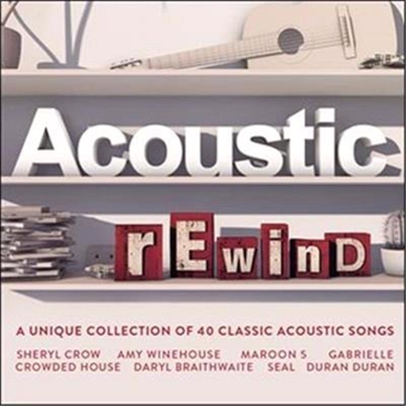 Acoustic Rewind   CD
