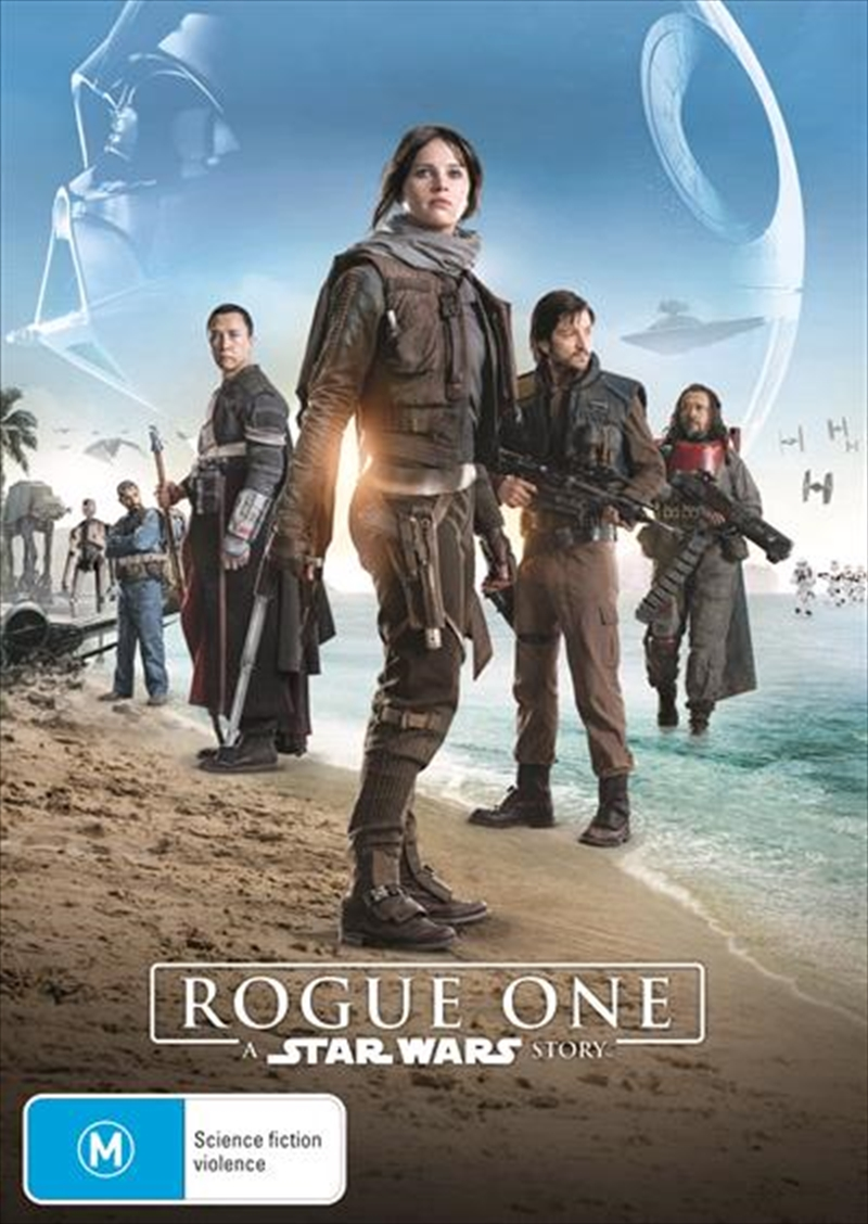 Rogue One - A Star Wars Story | DVD