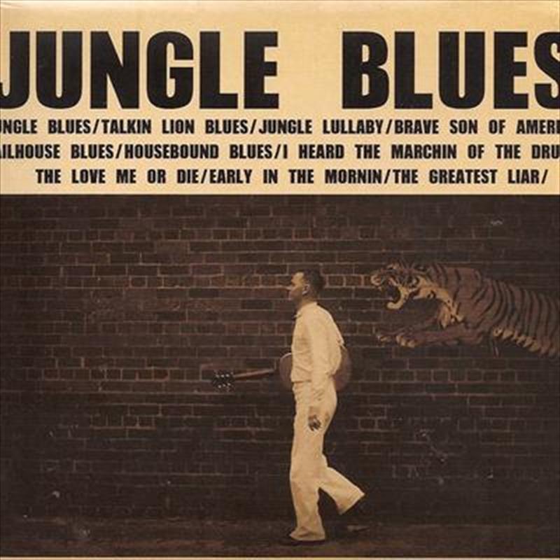 Jungle Blues   CD
