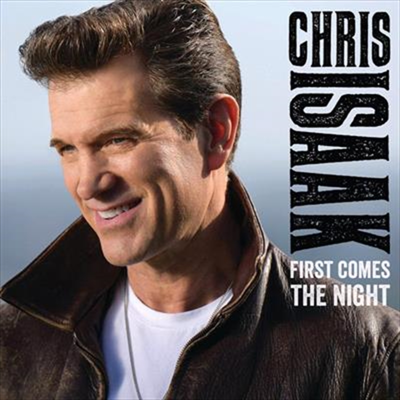 First Comes The Night | CD