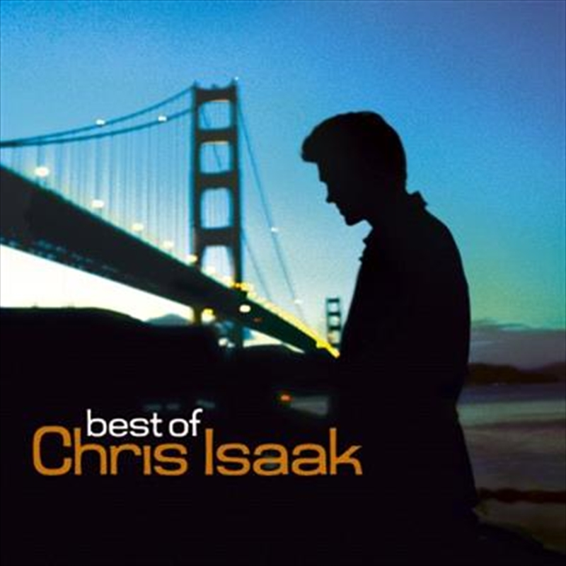 Best Of Chris Isaak | CD
