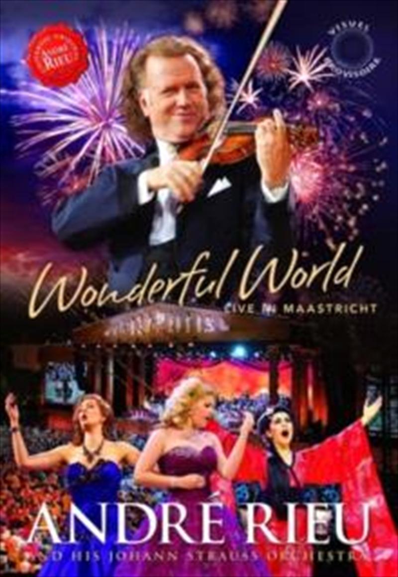 Wonderful World Live In Maastricht | DVD