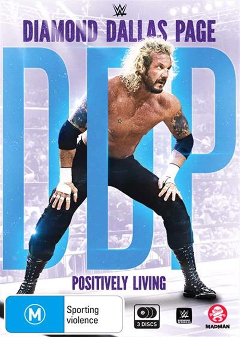 WWE - Diamond Dallas Page - Positively Living | DVD