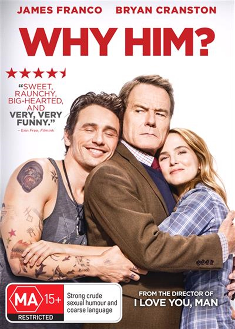 Why Him? | DVD