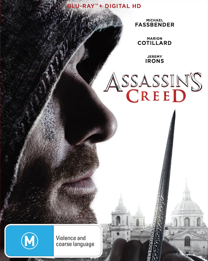 Assassin's Creed (LENTICULAR COVER) | Blu-ray