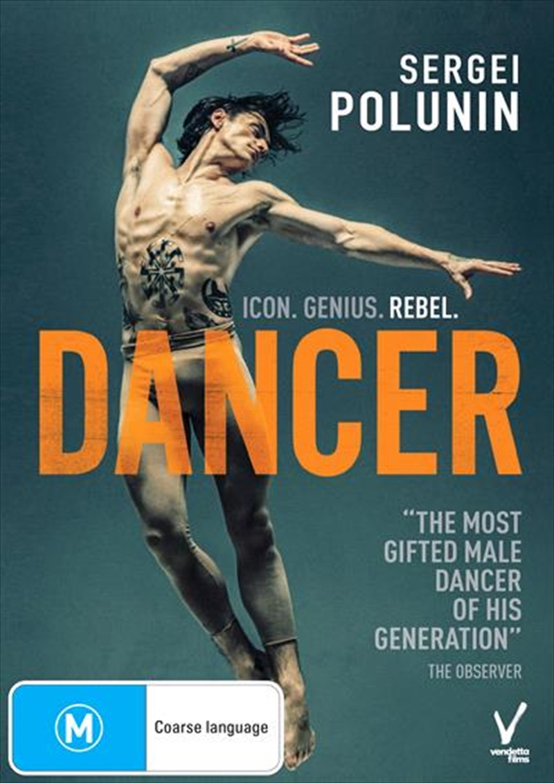 Dancer (BONUS DVD)