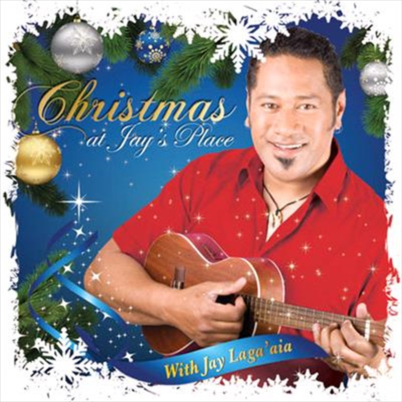 Christmas At Jay's Place | CD