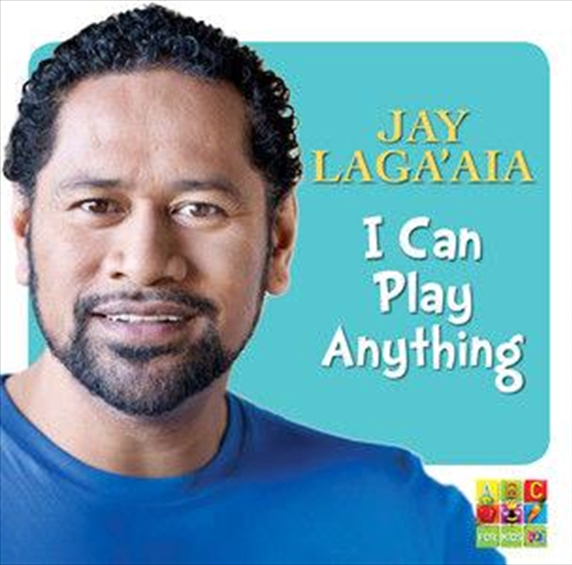I Can Play Anything   CD