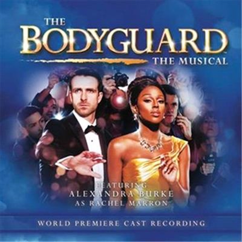 Bodyguard | CD