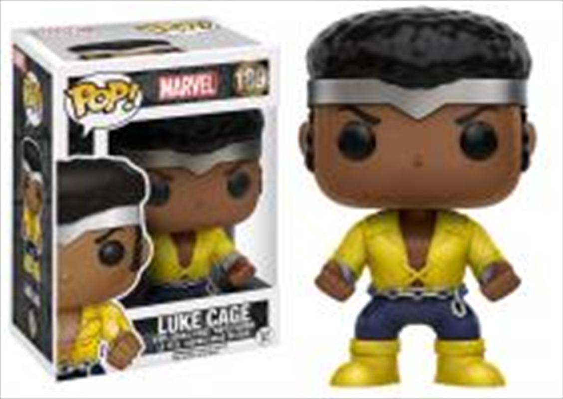 Luke Cage Power Man | Pop Vinyl
