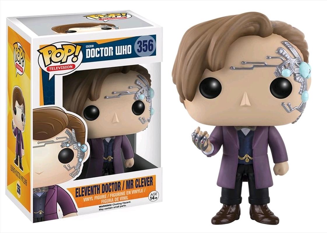 11th Doctor Mr Clever   Pop Vinyl