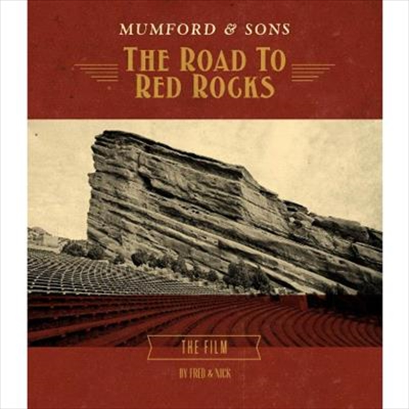 Road To Red Rocks | DVD