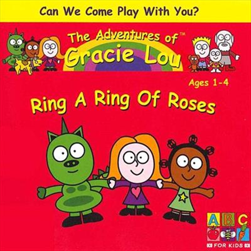 Ring A Ring Of Roses | CD