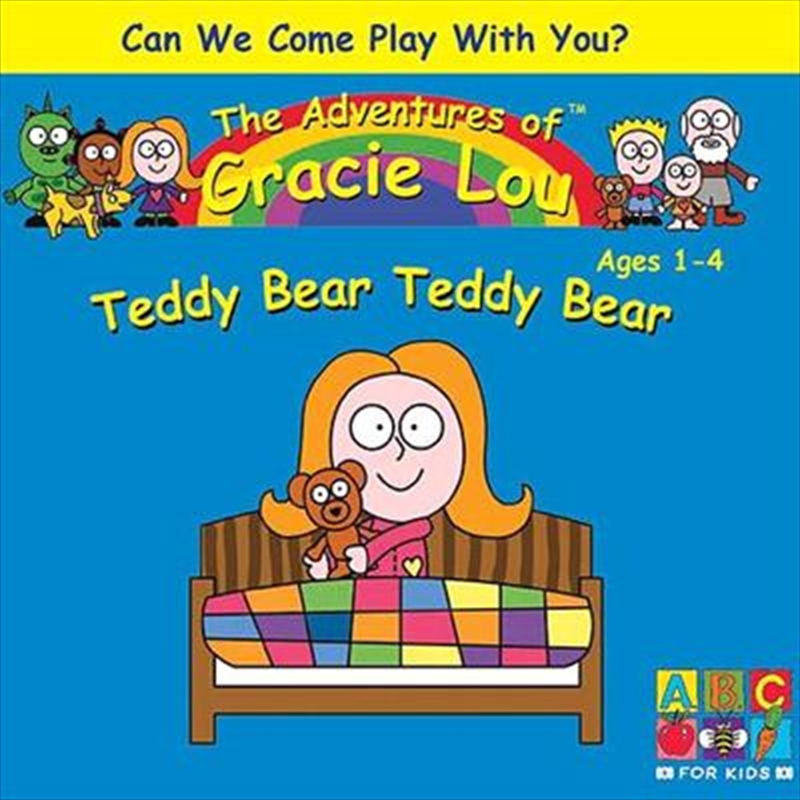 Teddy Bear Teddy Bear | CD
