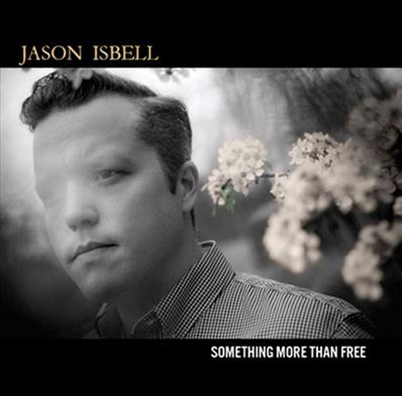 Something More Than Free | CD