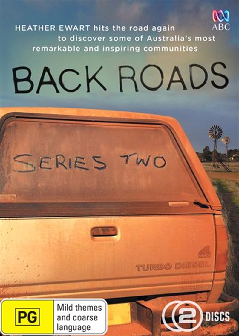 Back Roads - Season 2 | DVD