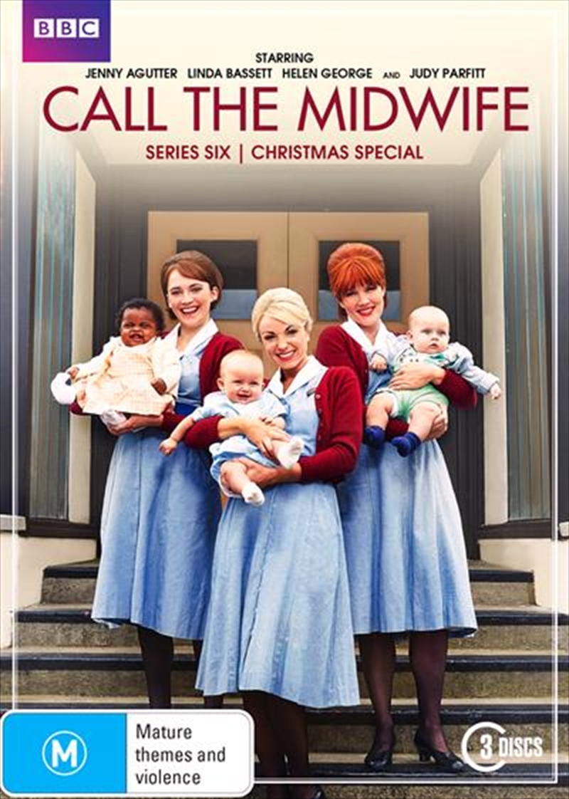 Call The Midwife - Series 6 | DVD