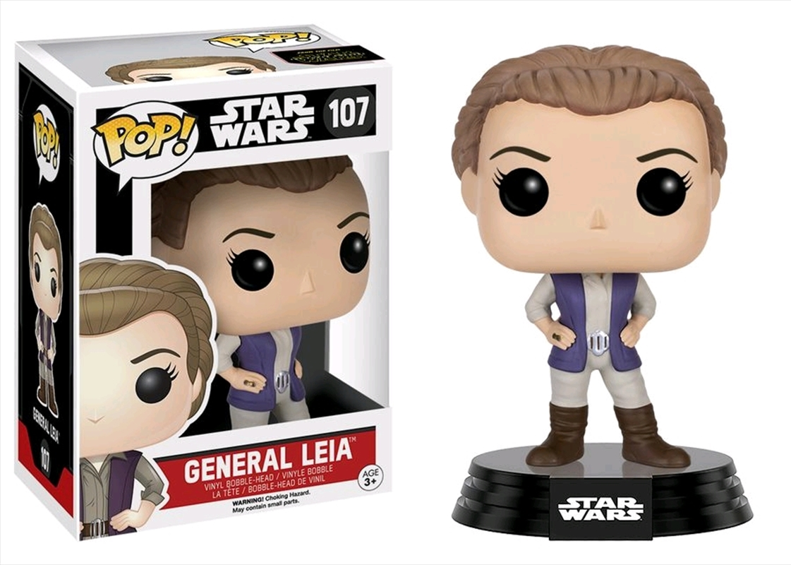 General Leia | Pop Vinyl