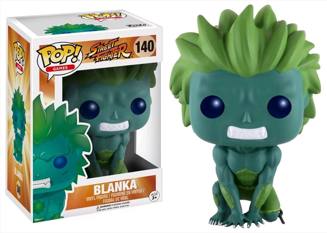 Blanka Blue Green | Pop Vinyl