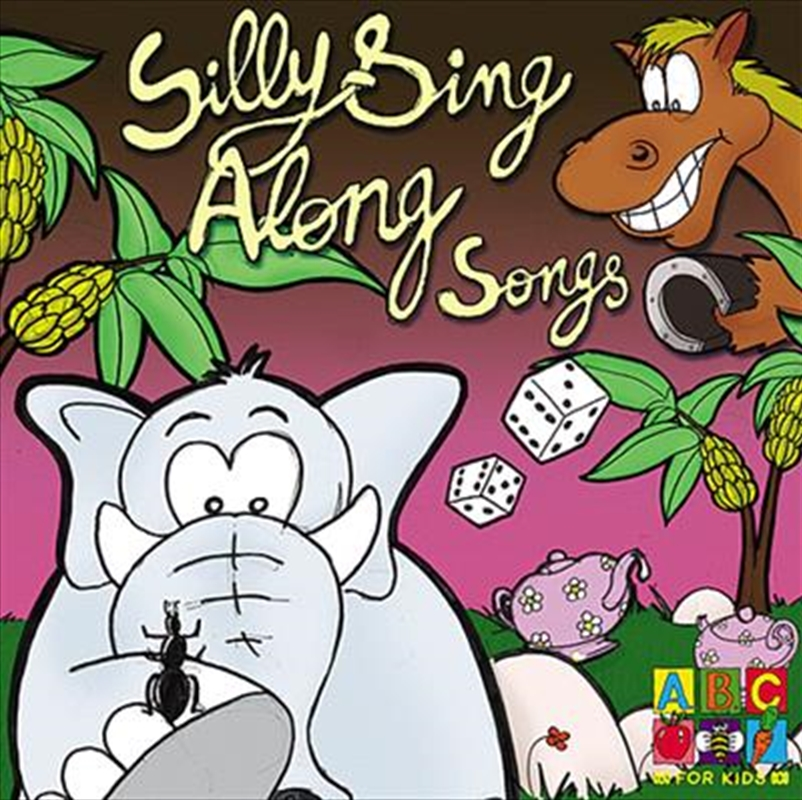 Silly Sing-A-Long Songs Classical, CD | Sanity