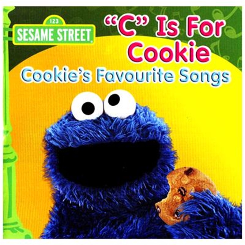 C Is For Cookie | CD