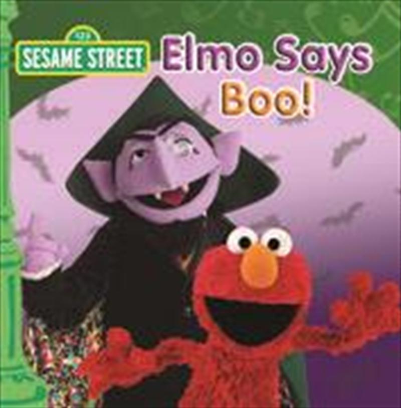 Elmo Says Boo | CD
