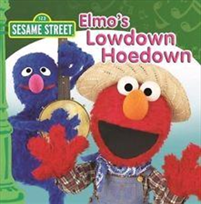 Elmo's Lowdown Hoedown | CD