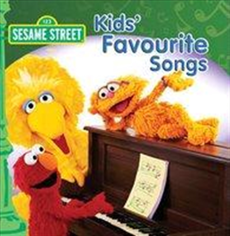 Kids' Favourite Songs | CD