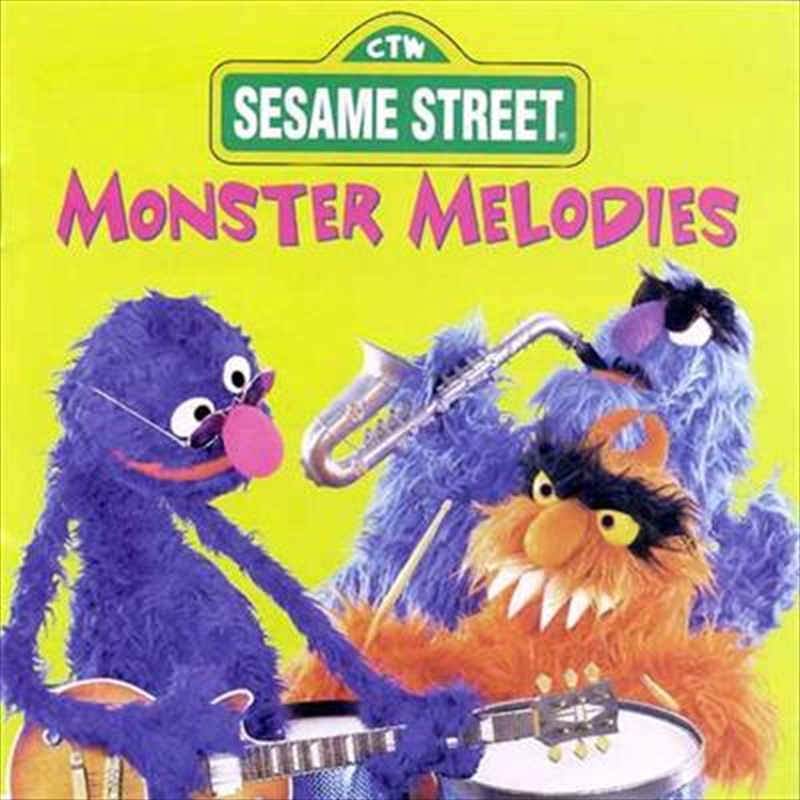 Monster Melodies | CD