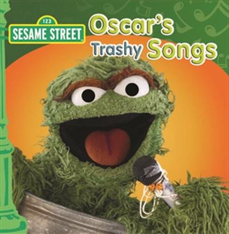Oscar's Trashy Songs | CD