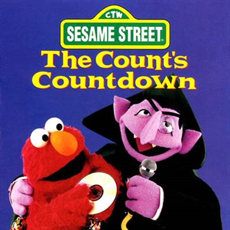 Count's Countdown | CD