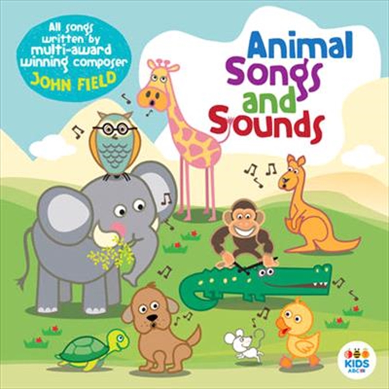 Animal Songs And Sounds | CD