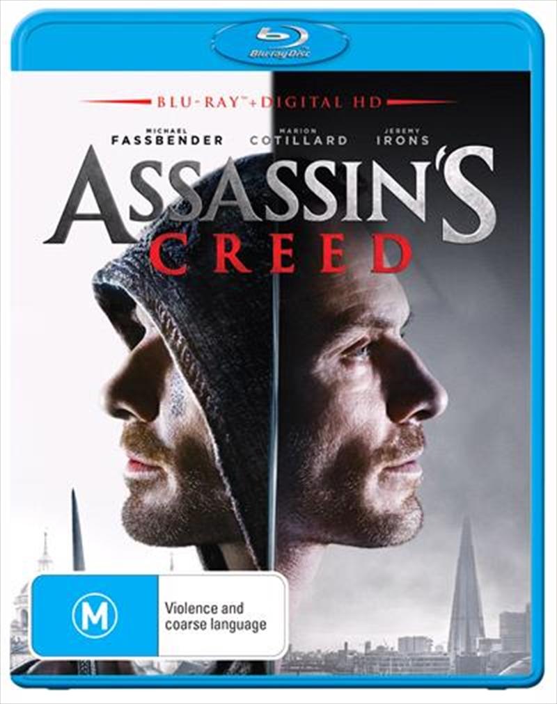Assassins Creed | Blu-ray