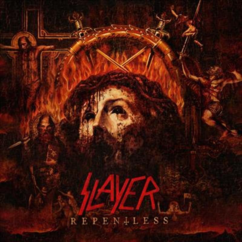 Repentless | CD