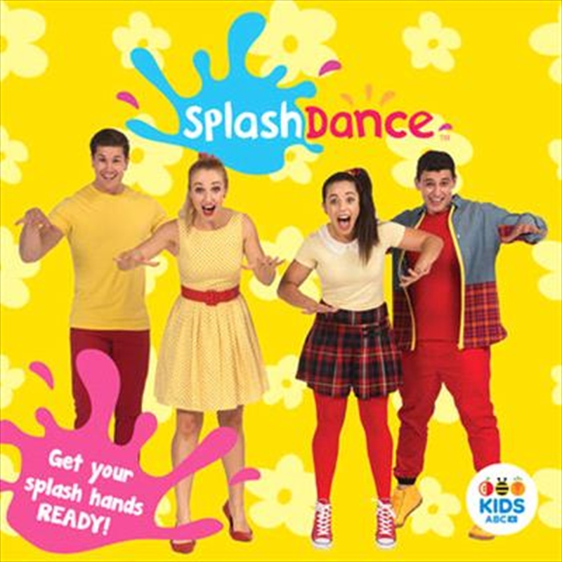 Get Your Splash Hands Ready | CD