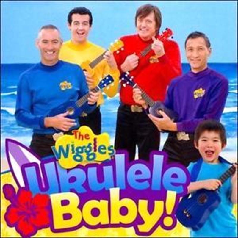 Ukulele Baby! | CD