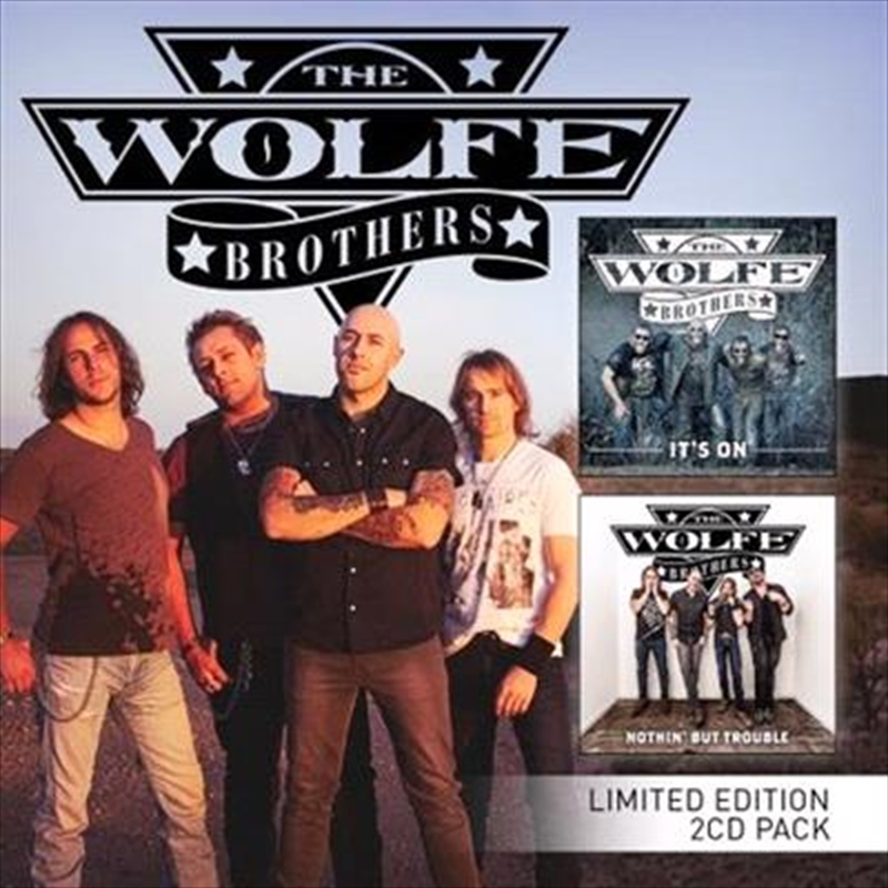 It's On/nothing But Trouble | CD
