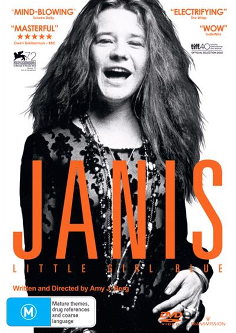 Janis - Little Girl Blue | DVD