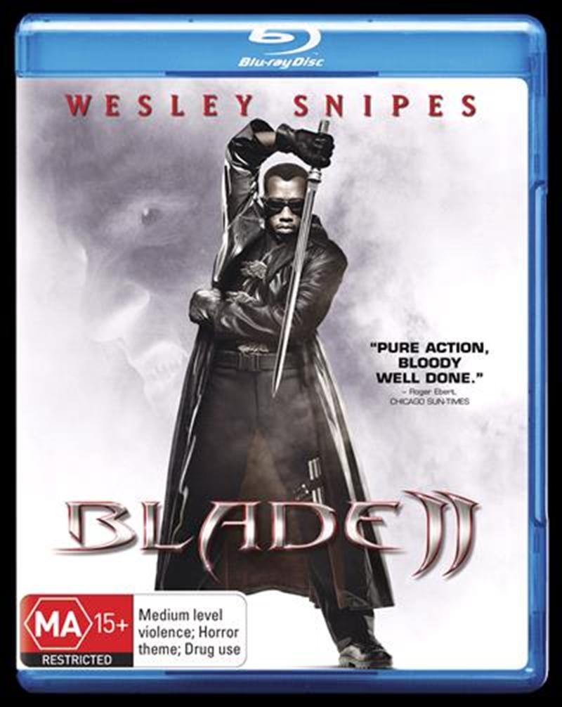 Blade 2   Blu-ray