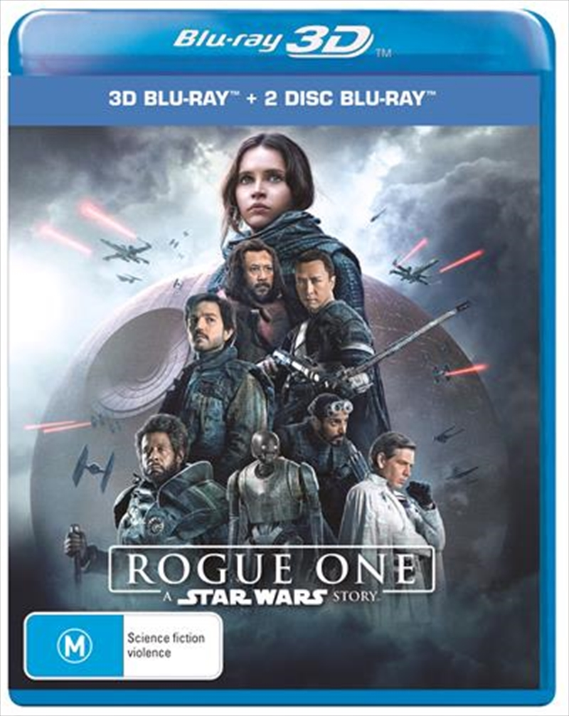 Rogue One - A Star Wars Story | 3D + 2D Blu-ray