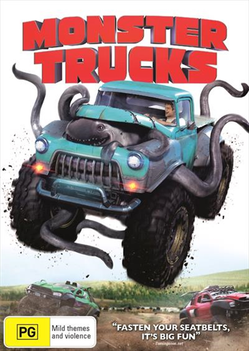 Monster Trucks | DVD