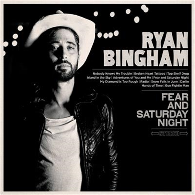 Fear And Saturday Night | CD