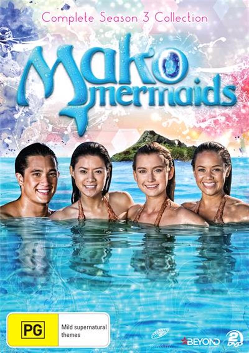 Mako Mermaids - Season 3 | DVD