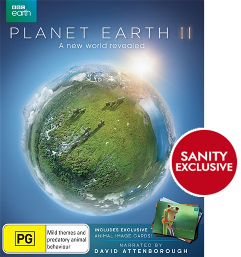 Planet Earth 2 | Tuggl