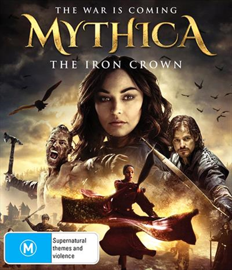Mythica - The Iron Crown | Blu-ray