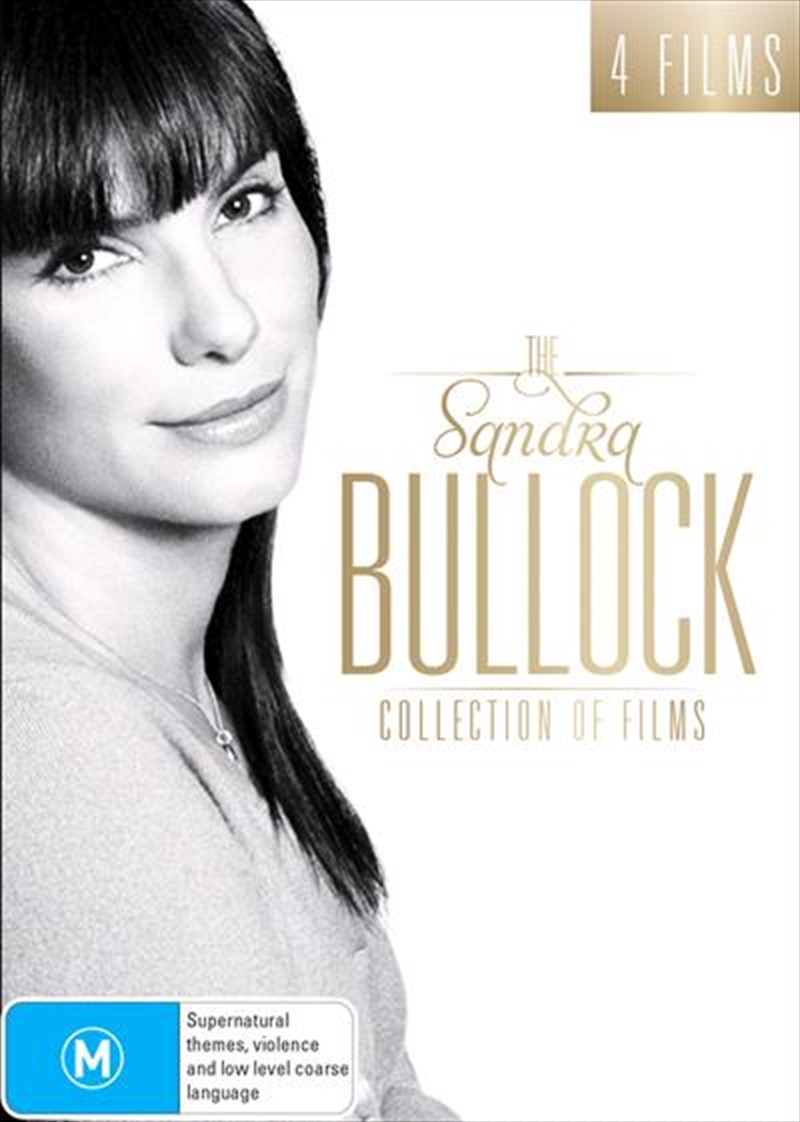 Sandra Bullock Collection Of Films, The | DVD