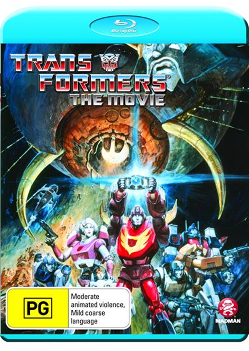 Transformers - The Animated Movie | Blu-ray
