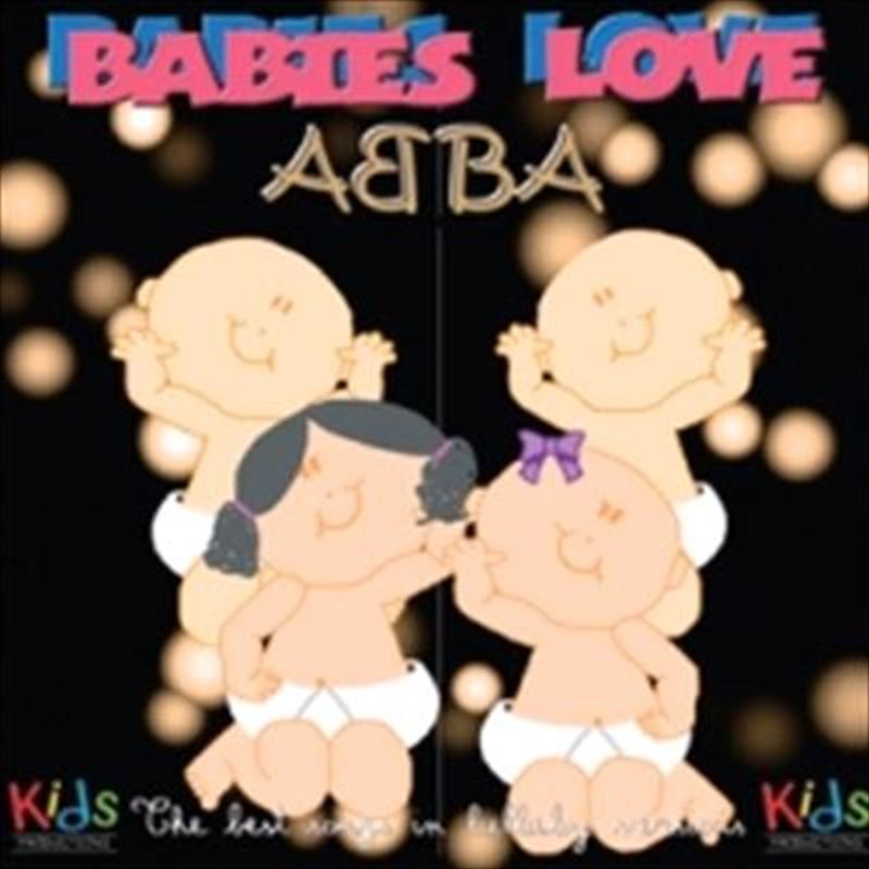 Babies Love Abba   CD