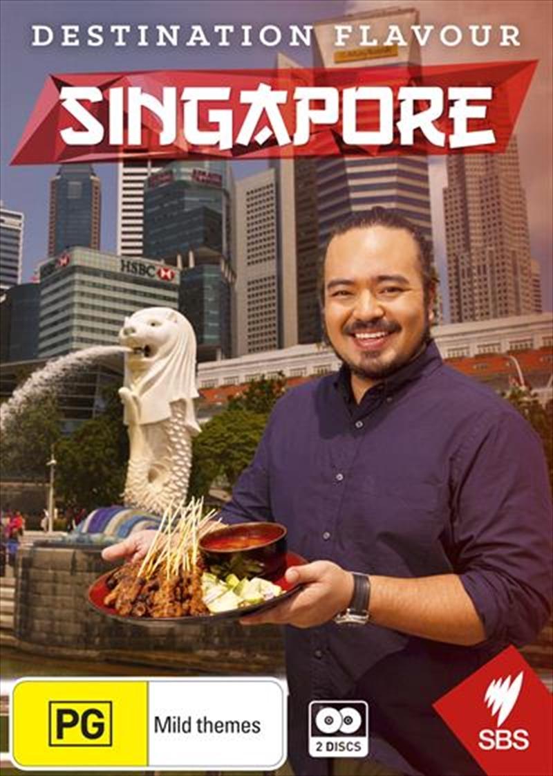 Destination Flavour - Singapore | DVD