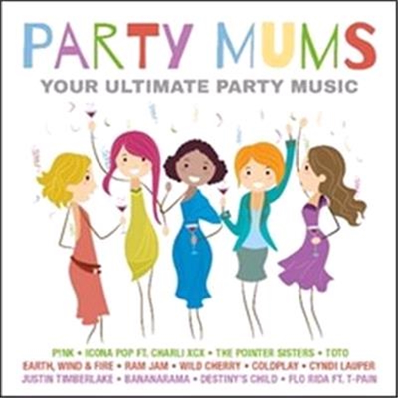Party Mums | CD
